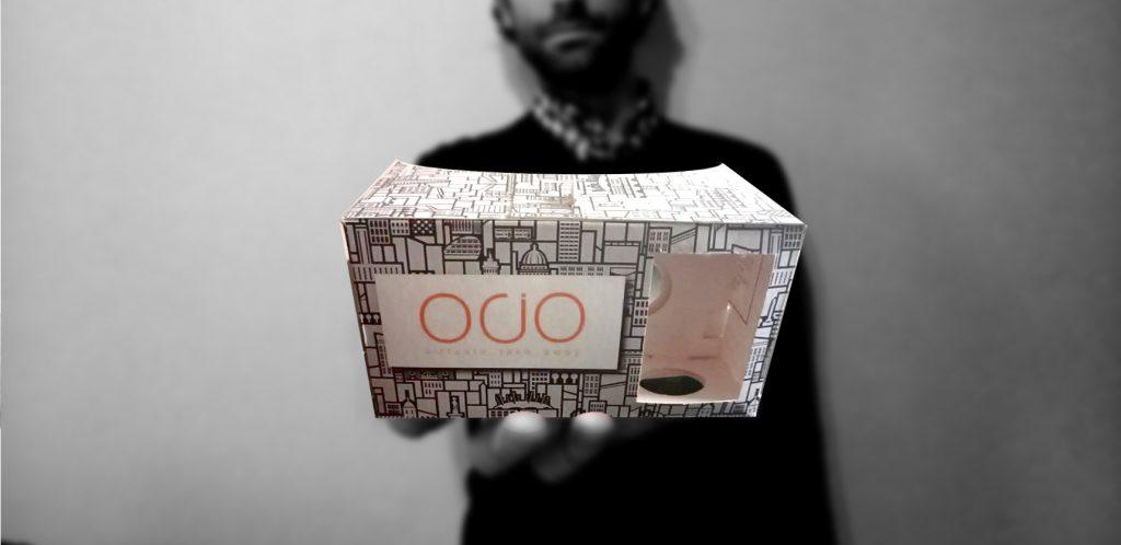 OCIO, il visore VR personalizzabile made in Italy
